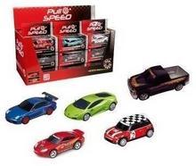 Carrera Pull & Speed Mixed Cars - wysyłka w 24h !!!