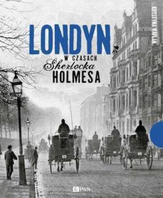 Wydawnictwo Naukowe PWN Londyn w czasach Sherlocka Holmesa - KRYSTYNA KAPLAN
