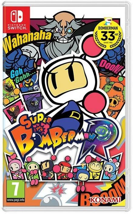 Super Bomberman R NSWITCH