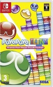 Puyo Puyo Tetris NSWITCH