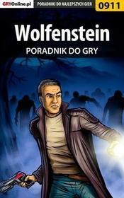 """Wolfenstein poradnik do gry Jacek """"Stranger"""" Hałas EPUB)"""