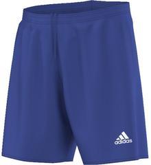 Adidas SPODENKI PARMA 16 SHORTS JR niebieskie AJ5882