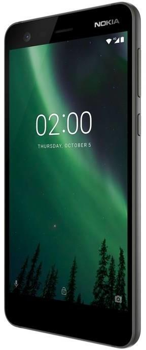 Nokia 2 8GB Dual Sim Czarny
