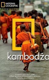 Burda Książki NG Trevor Ranges Kambodża. Przewodnik National Geographic