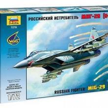 Zvezda samoloty MiG-29 (9-13) 7278