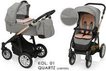 Baby Design Lupo Comfort 2w1 Limited Quartz