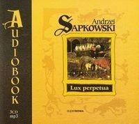 Lux perpetua (audiobook CD) - Andrzej Sapkowski