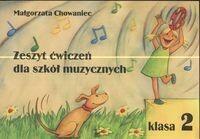 Impuls Zeszyt ćwiczeń dla szkół muzycznych. Klasa 2, Szkoła muzyczna I stopnia - Małgorzata Chowaniec