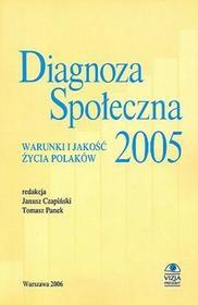 Diagnoza społeczna 2005. Warunki i jakość życia Polaków - Vizja Press&IT