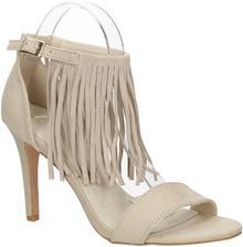 Casu Sandały z frędzlami na szpilce LS39602