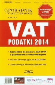 VAT Podatki 2014