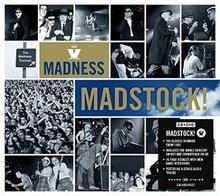 Madstock. CD  +  DVD