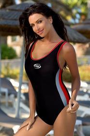 Jednoczęściowy kostium pływacki Alex 02