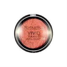 Revolution Makeup MAKE UP Revolution Vivid Baked Rozświetlacz do twarzy Rose Gold Lights 7.5 g