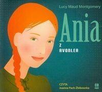 Biblioteka Akustyczna Ania z Avonlea (audiobook CD) - Lucy Maud Montgomery
