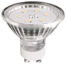 LED ART Żarówka GU10, 1,2W, 110lm, barwa zimna LED-04965