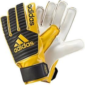 AdidasRękawice bramkarskie Classic Junior żółto-czarne) 12h BS1547