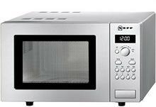 Neff HW 5220N kuchenka mikrofalowa/800W/17L wartość przyłącza garraum/1.27KW/ze stali szlachetnej
