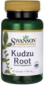 SWANSON Kudzu Root 500 mg 60 kapsułek
