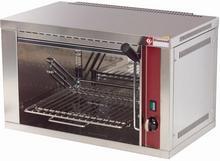 Diamond Salamander elektryczny z regulowaną kratką | 2200W | 600x350x9H)400mm ST40A/D-N