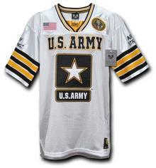 Rapid rapiddominance Army Star piłka nożna Jersey, biały, XXL R11-ARM-WHT-05