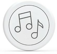 Flic Bezprzewodowy Single Smart-Button biały RTLP002