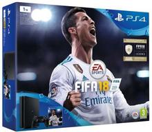 Sony PlayStation 4 Slim 1TB Czarny + FIFA 18 Special