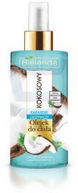 Bielenda Karaibski odżywczy olejek do ciała Kokos 150 ml