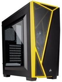 Corsair Carbide czarno-żółta