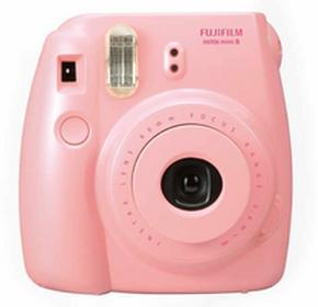 FujiInstax Mini 8S różowy