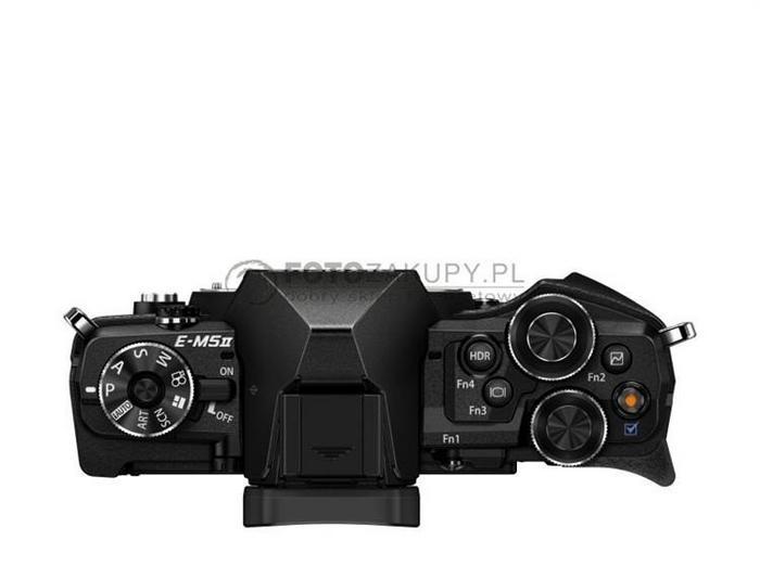 Olympus OM-D E-M5 Mark II body 3D czarny