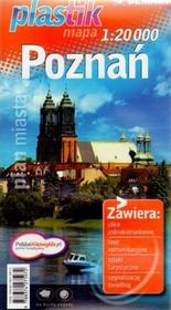Demart Poznań plan miasta, skala 1:20000 - Demart