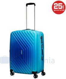 Samsonite AT by Średnia walizka AT AIR FORCE 1 74410 Niebieska - niebieski