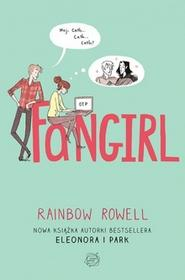 Otwarte Fangirl - Rainbow Rowell
