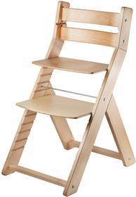 Wood Partner Krzesełko dla dziecka SANDY naturalny