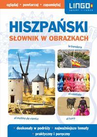 Lingo Hiszpański Słownik w obrazkach - autor zbiorowy