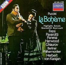 Puccini La Boheme Highlights) Berliner Philharmoniker