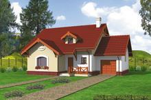 C127 - Dom na rozdrożu