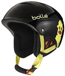 Bollé Helmet B-Kid Shiny robot, czarny 30821