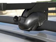 Universal na reling ND-717 - uniwersalny bagażnik dachowy na reling 2019