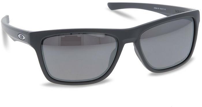 7629f9d3a7 Oakley Okulary przeciwsłoneczne Holston OO9334-1158 Matte Dark Grey Prizm  Black Polarized - Ceny i opinie na Skapiec.pl
