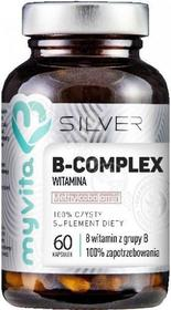 PRONESS MyVita Silver Witamina B-Complex x 60 kaps