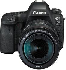 Canon EOS 6D Mark II + 24-70 kit