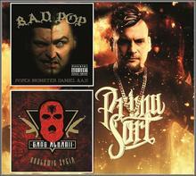 Popek Gang Albanii CD) Popek Gang Albanii