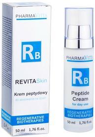 PharmaVitta RB, krem peptydowy do stosowania na dzień, 50 ml