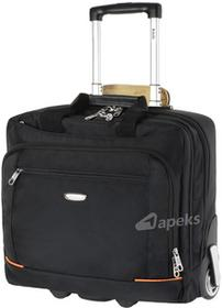 Dielle 412M mała walizka kabinowa / pilotka / laptop 15,4'' 412M