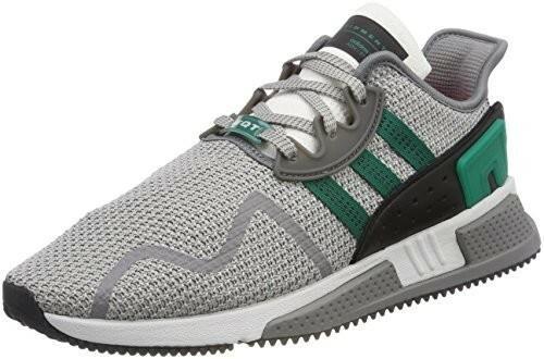 best value f31a0 e7241 Adidas QET Cushion ADV męskie buty typu sneakers w kolorze czarnym - szary  - 43 1