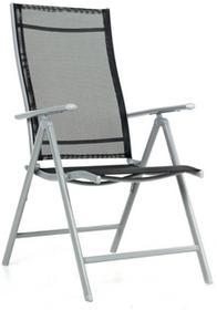 Fotel 7-pozycyjny aluminiowy MODERNO