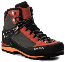 Salewa Trekkingi Ms Crow Gtx GORE-TEX 61328-0935 Black/Papavero