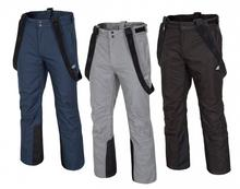4F Męskie spodnie narciarskie SPMN001 5000mm